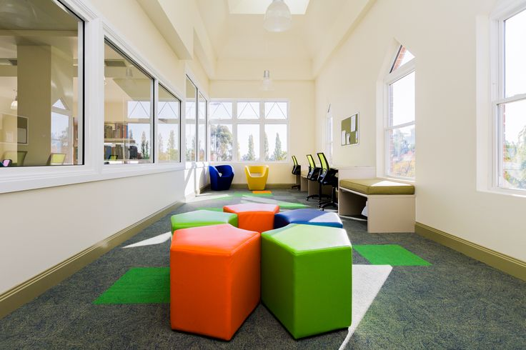 Mudgee Library NSW. Furniture supplied by Raeco Library Solutions. www.raeco.com.au
