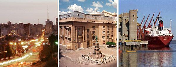 Bahía Blanca Puerta de entrada a la Pagatonia argentina, Bahía Blanca es una de las ciudades más importantes de la provincia de Buenos Aires y esto se hace evidente en la cantidad de habitantes que lograron constituirla en una metrópolis regional.  Su puerto, uno de los más grandes del país por su ubicación estratégica entre la Pampa y la Patagonia, es un punto de unión entre las vías de comunicaciones del país.