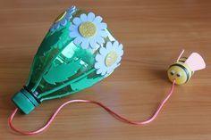 Игрушки «Бильбоке» своими руками. Воспитателям детских садов, школьным учителям и педагогам - Маам.ру