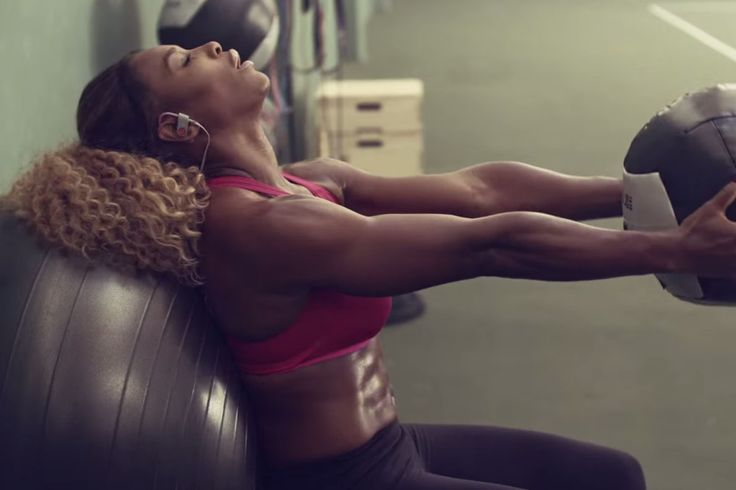 Serena Williams New Beats Ad Is Inspiring and Fierce