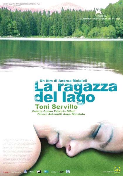 """""""La ragazza del lago"""". Regia di Andrea Molaioli."""