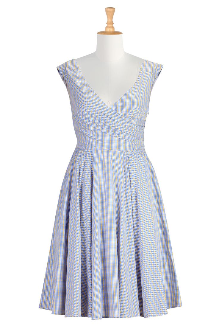 10  ideeën over Cotton Summer Dresses op Pinterest - Zomerjurk ...