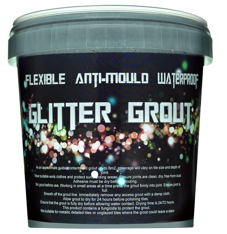 glitter grout ready mixed wall floor mosaic cheap tiles showers wetroom bathroom | Other DIY Materials | DIY Materials - Zeppy.io