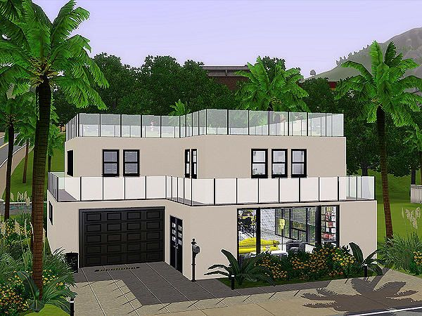 22 best images about sims house ideas on pinterest for Beach house plans sims 3