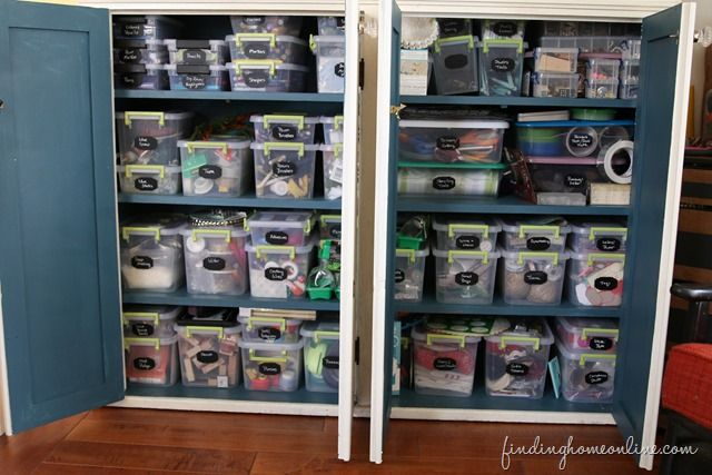 Organization On Pinterest Craft Rooms Sewing Rooms And Craft Space