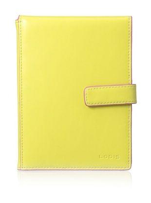 50% OFF LODIS Women's Audrey Passport Wallet with Ticket Flap, Lemonade