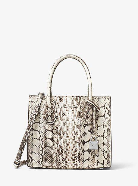2ff135263205 Michael Kors Mercer Snakeskin Crossbody | Handbags | Burberry ...