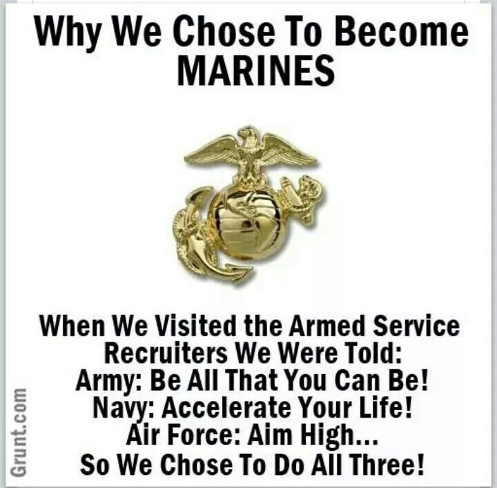 how to become a us marine