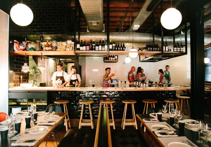 From private chef tables to designated whisky rooms, these are the best venues in Sydney for dining in a group.
