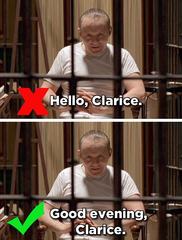 14 Famous Movie One-Liners You've Been Quoting Wrong For Years