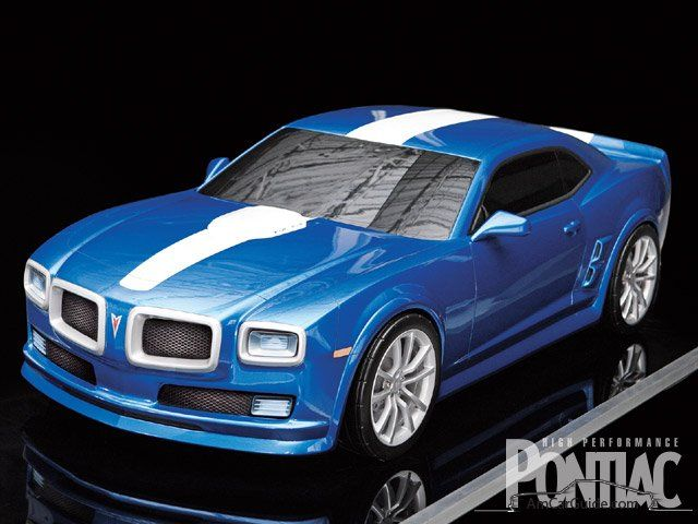 2011 Pontiac 95 Firebird | 2011 Pontiac Firebird Trans Am Concept - Vancouver's Top Classifieds ...
