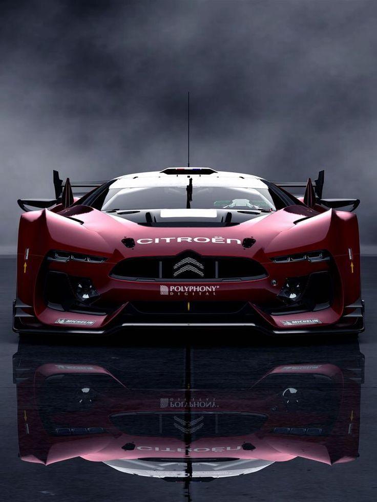 Citroen GT Race Car HD Wide Wallpaper For Widescreen
