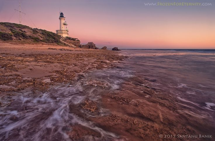 Point Lonsdale Lighthouse by Santanu Banik / 500px