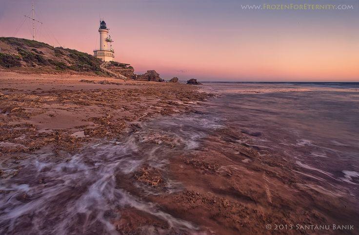 Point Lonsdale Lighthouse by Santanu Banik / 500px
