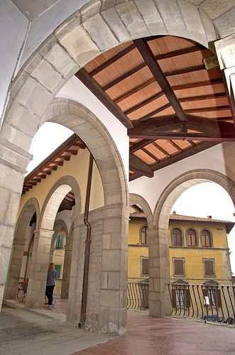 Tavelle Sottotetto Tettoia a Castelfiorentino Arezzo