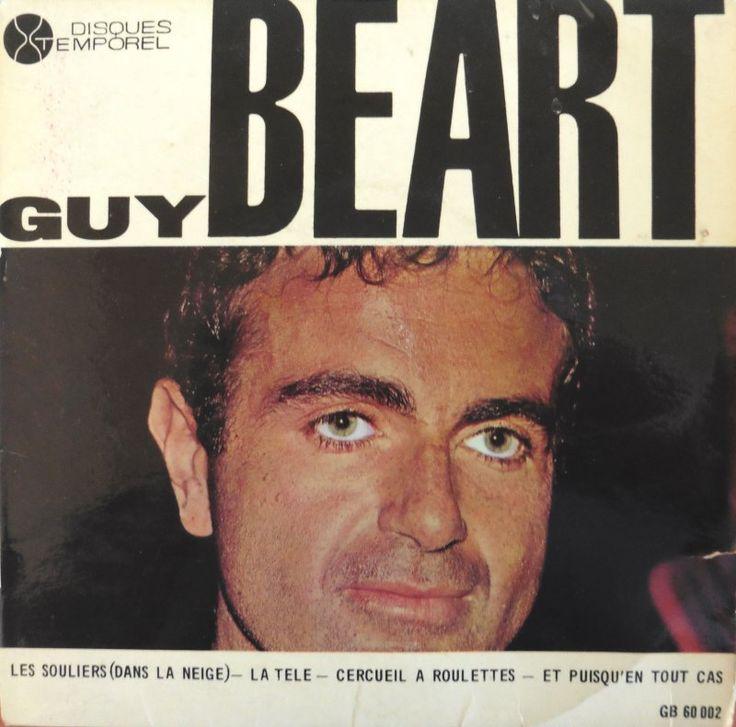 45cat - Guy Béart - Les Souliers / Le Tele - Disques Temporel - France - GB 60002