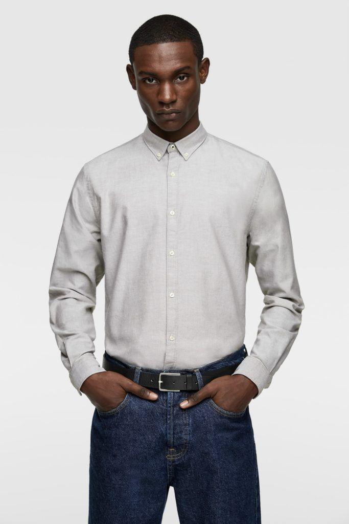 Outfit Para Hombres Morenos Looks Deportivos Casuales Y Elegantes Para Tu Hombre Chocolate Camisas Oxford Looks Deportivos Hombres