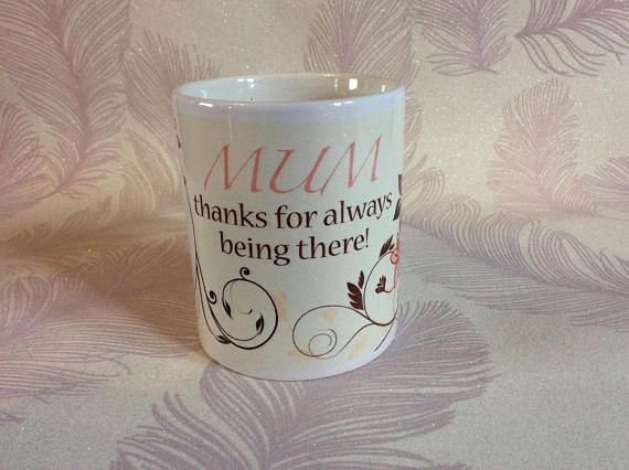 Personalised, sublimation, mugs. Photographs, logo, quotes, messages. Great gift idea. Made in Scotland.