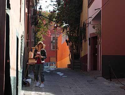 San Miguel De Allende - my favourite place in Mexico