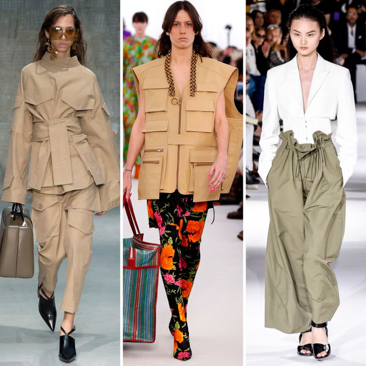 Fashion Trends We're Looking Forward to in 2017 - Street-Chic Utilitarianism from InStyle.com