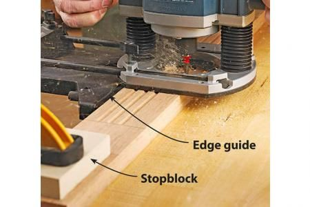 10 Ways to Get the Most from Your Plunge Router | Page 7 | WOOD Magazine