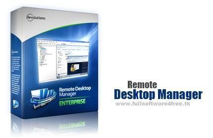 Devolutions Remote Desktop Manager Enterprise