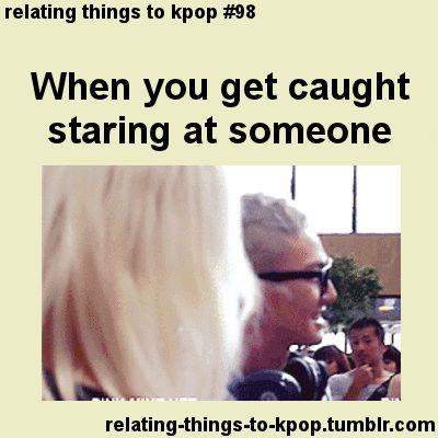 Relating Moments To Kpop #celebrities
