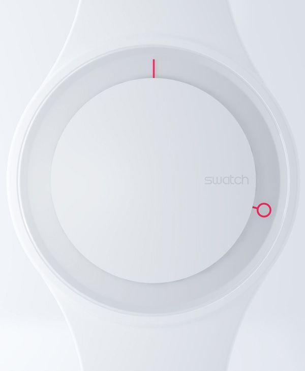 NOTdesignstudio : Hoop watch concept by Simone Savini | Sumally