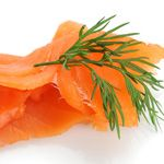 Lox-fillet of brined salmon, comes from the under belly of the fish containing more of the omega 3. Hard to find in supermarkets(I used smoked salmon), ricotta on quinoa flatbread