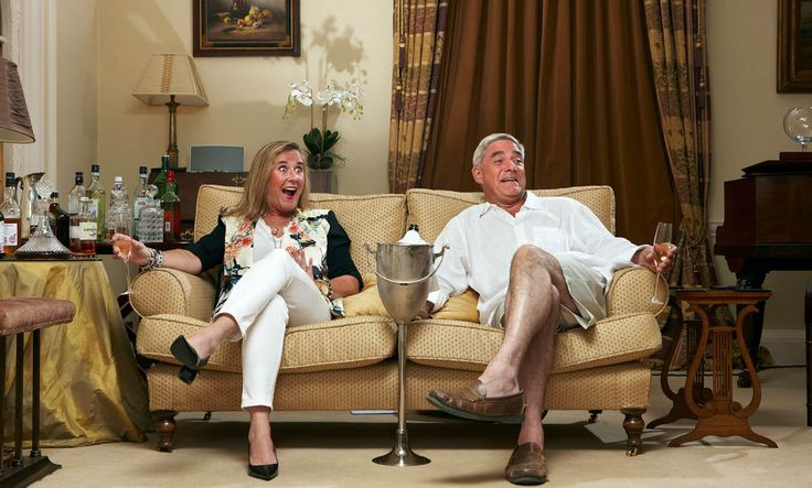 How to survive Christmas according to Gogglebox's Steph and Dom