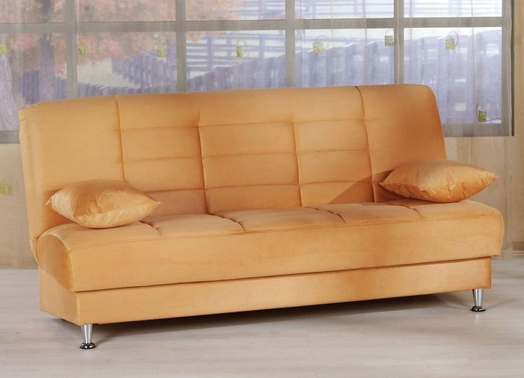 Vegas Sofa Bed Great Addition To Spare Or Office Room Available In Green Orange Black And Other Colors