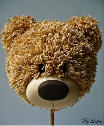 #Teddy #CakePops - For all your cake decorating supplies, please visit craftcompany.co.uk