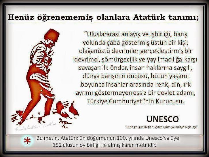 Atatürk hakkında