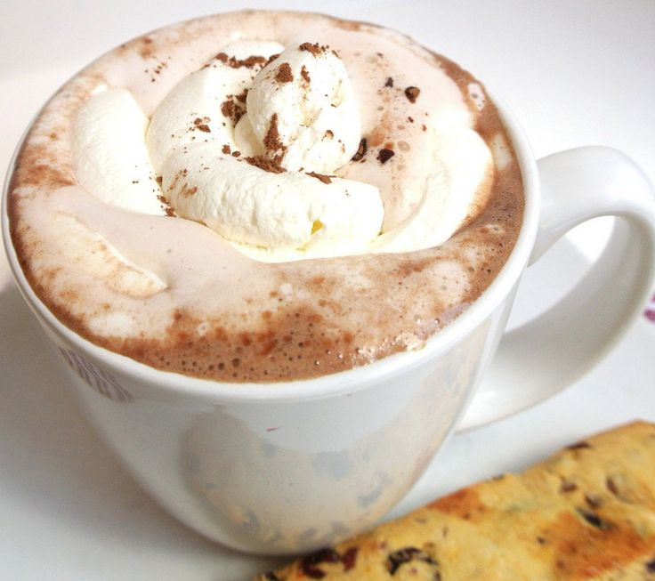 Dark Hot Chocolate Recipe