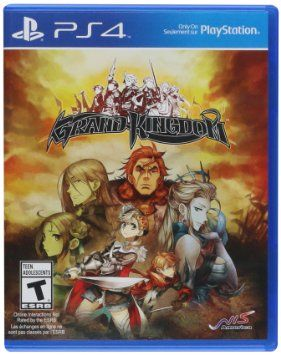 PS4 Grand Kingdom $22.77 - FS with Amazon Prime. #LavaHot http://www.lavahotdeals.com/us/cheap/ps4-grand-kingdom-22-77-fs-amazon-prime/117187