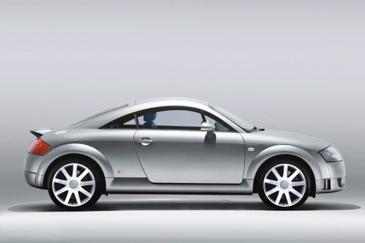 Audi TT 1.8T S-Line Limited