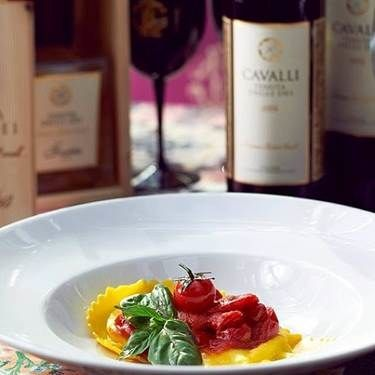 Pasta and Wine National day in October! As if we need another excuse to indulge in the best things ever exported from Italy
