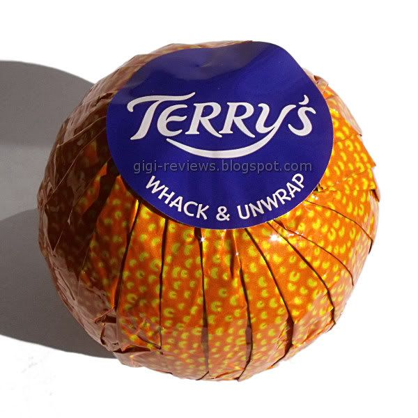 Terry's Chocolate Orange. It doesn't feel like christmas till I get one of these.