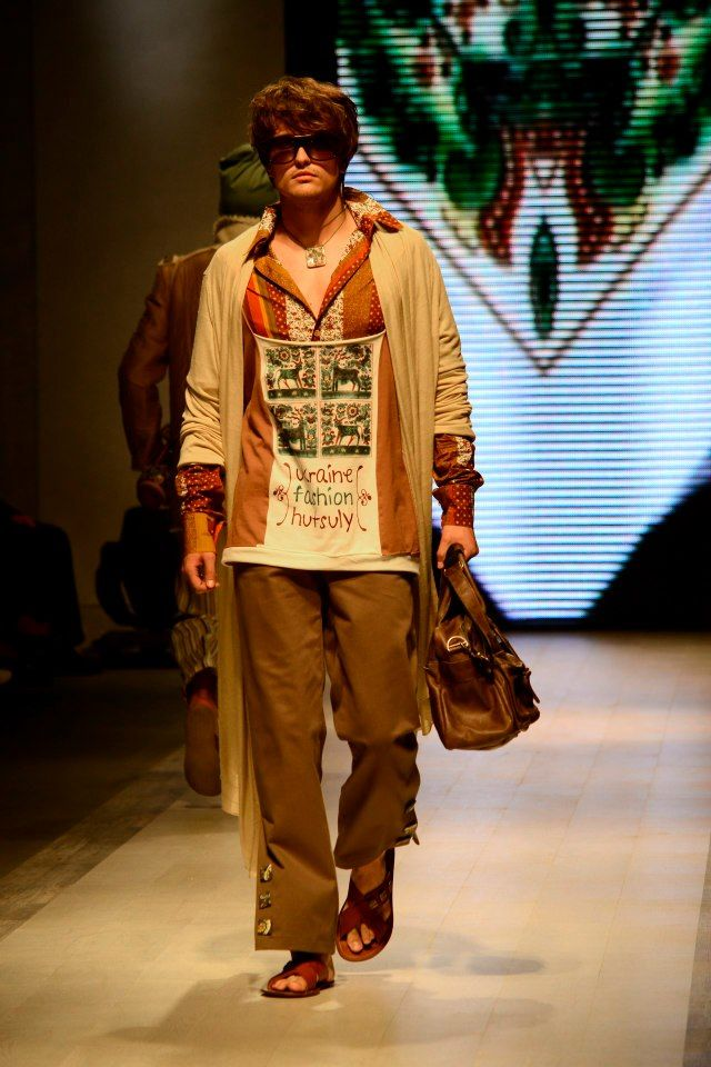 Lviv Fashion Week spring/summer 2013