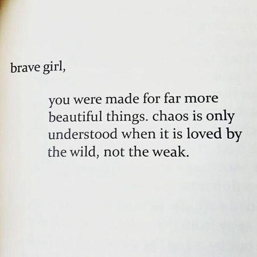 wild thing | via courage, dear heart ~ Cityhaüs Design