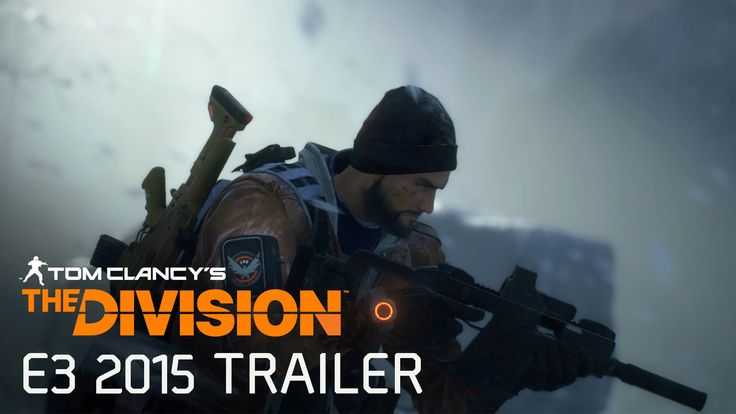 Tom Clancy's The Division   E3 2015   PS4