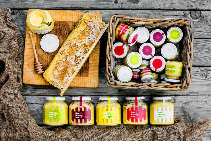 TheBestPackaging.ru – Bee Honey Bee – крем-мед от Lemonfish