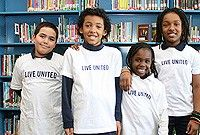 Untied way accepts youth volunteers!