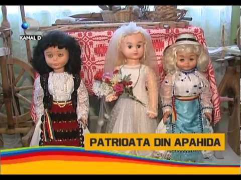 Asta-i Romania - O batrana din Cluj, mandra ca e romanca!