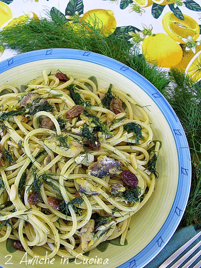 2 Amiche in Cucina: Pasta con le Sarde