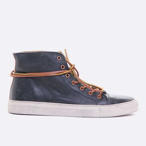 Fretons Black Breno Sneakers | The Pepin Shop for carefully chosen design, fashion, furniture and wall decor products