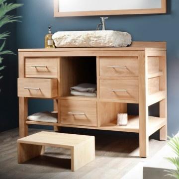 125 best Mobilier images on Pinterest Furniture, Salons and Boston - meuble salle de bain fer forge