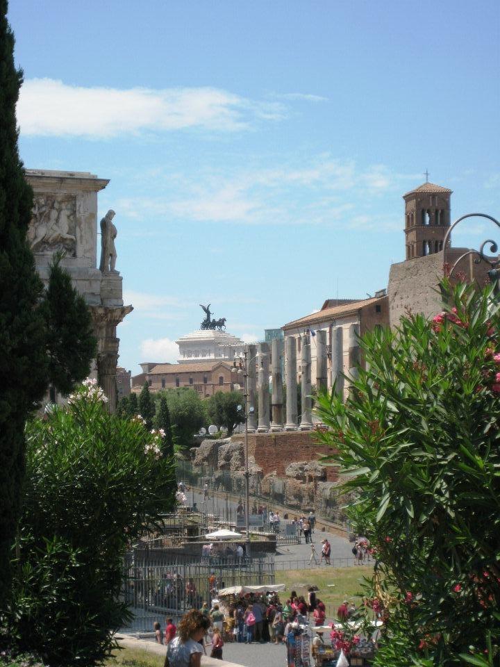 The Roman Forum — in Rome, Lazio
