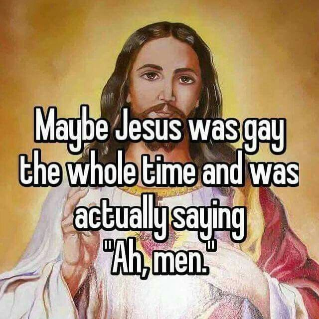 from Fisher atheists against gays