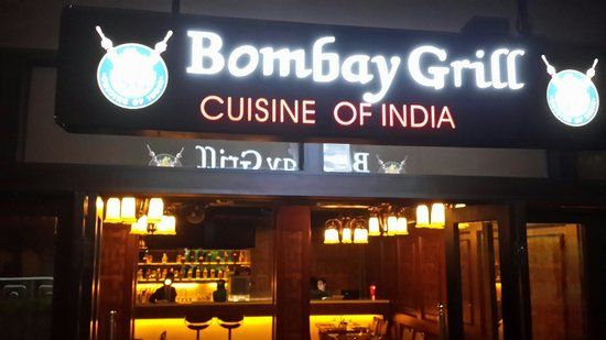 Bombay Grill Cuisine Of India, Guangzhou - Restaurant